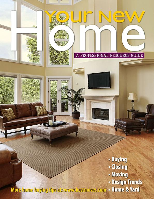 Your New Home Magazine Is Distributed To Newcomers In Your Area